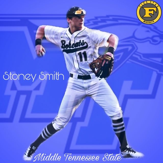 Stoney Smith commits to MTSU