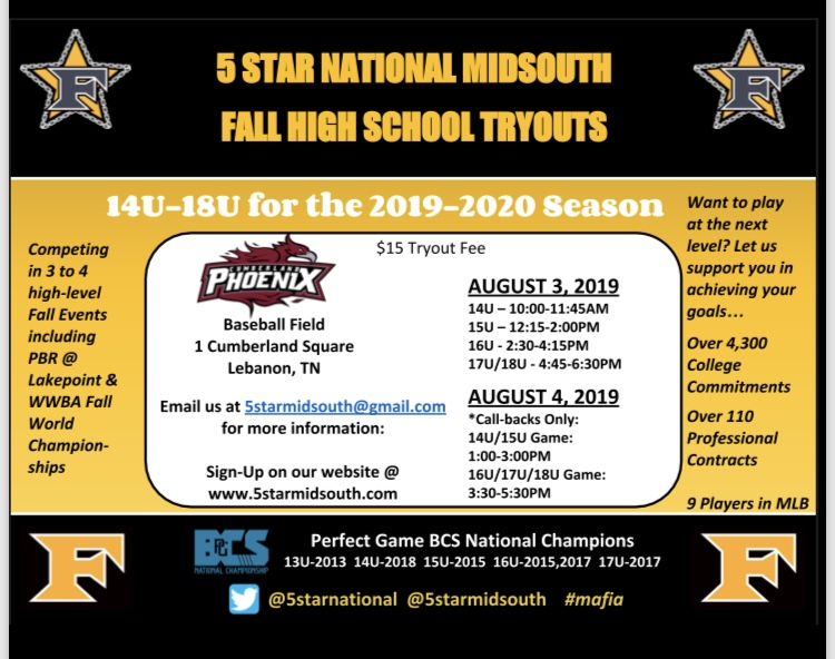 Updated Tryout (July 17th)