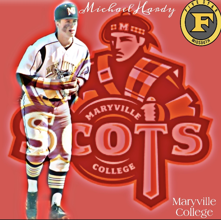 Michael Hardy commits to Maryville College