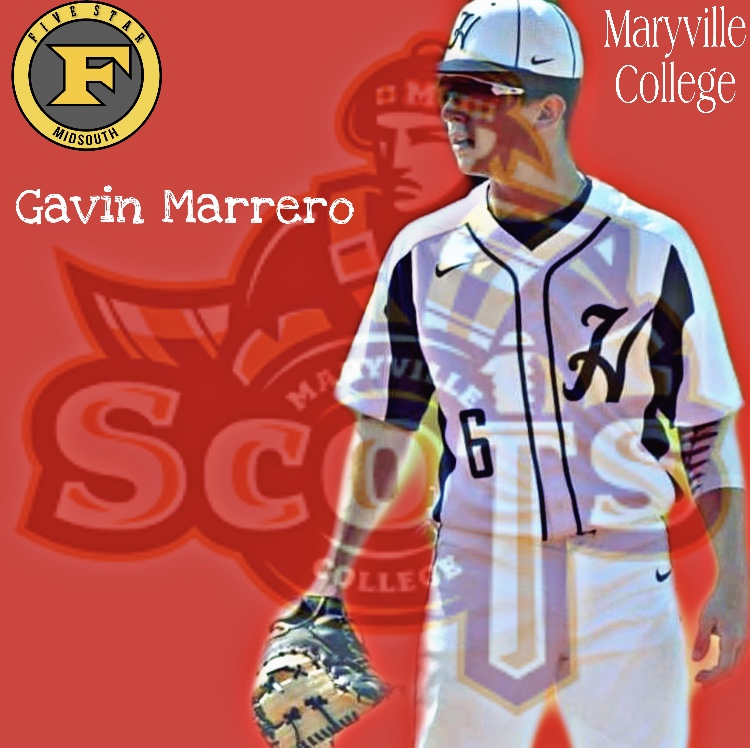 Gavin Marreo commits to Maryville College