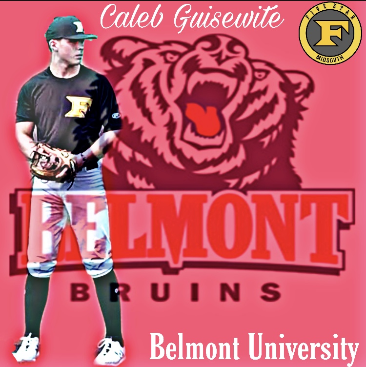 Caleb Guisewite commits to Belmont
