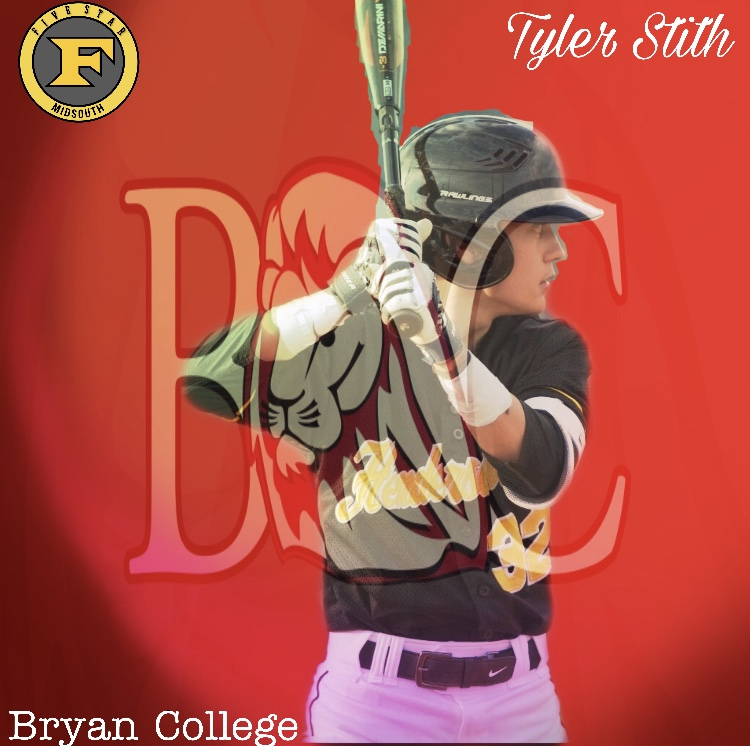 Tyler Stith commits to Bryan College