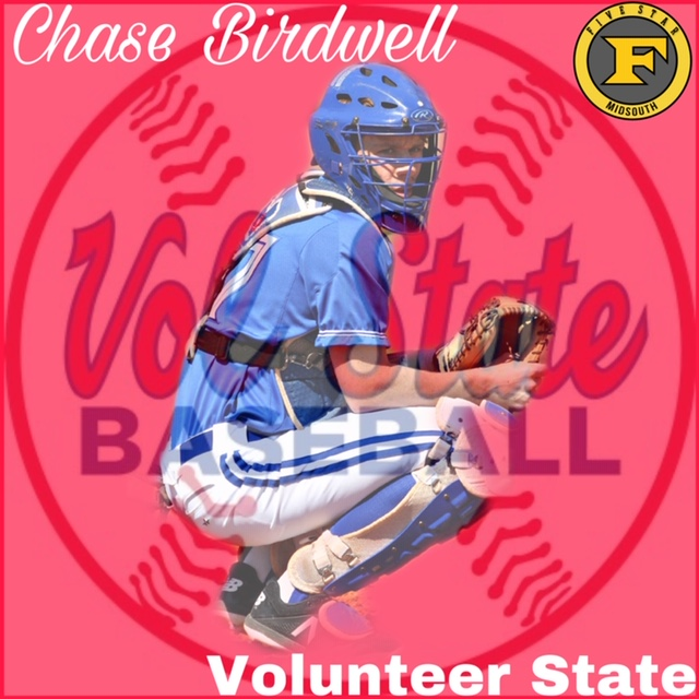 Chase Birdwell commits to Vol State