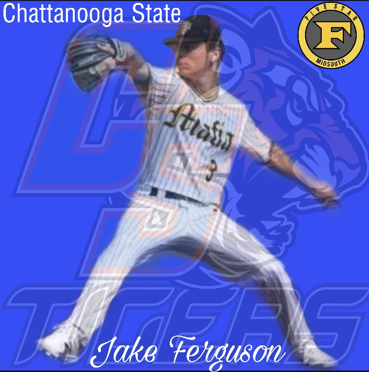 Jake Ferguson commits to Chattanooga State