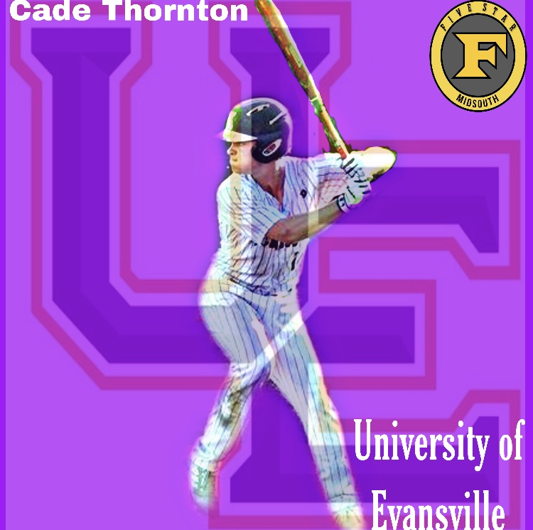 Cade Thornton commits to Evansville