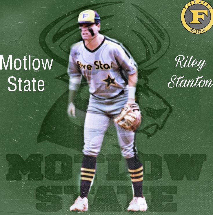 Riley Stanton commits to Motlow State