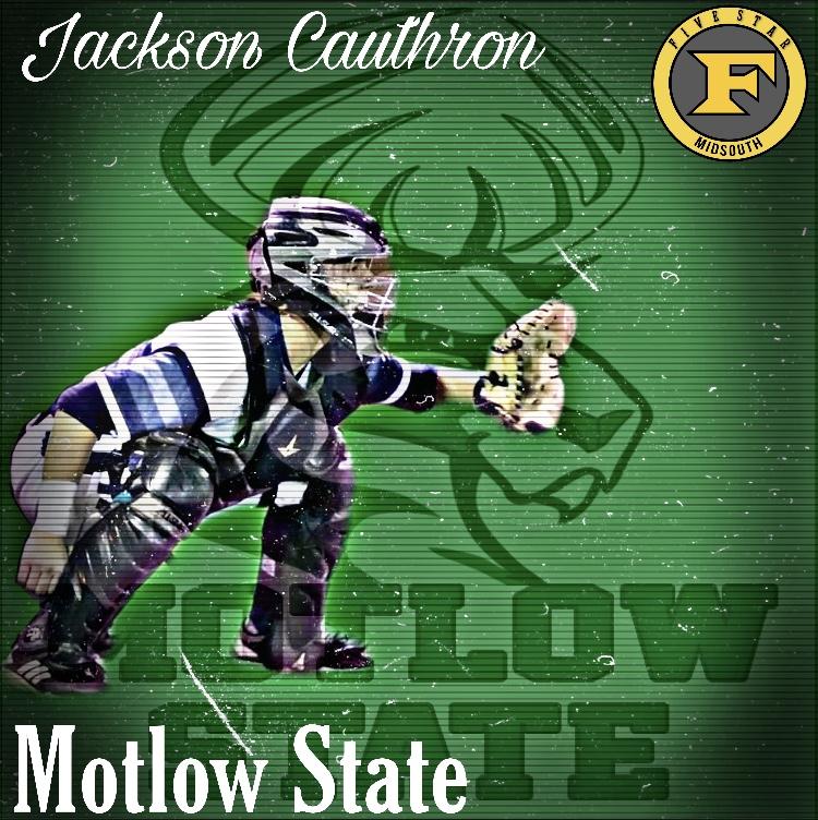 Jackson Cauthron commits to Motlow State
