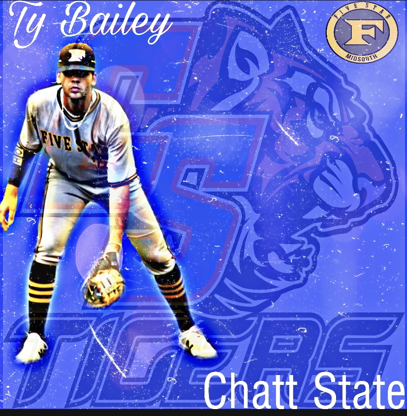 Ty Bailey commits to Chattanooga State