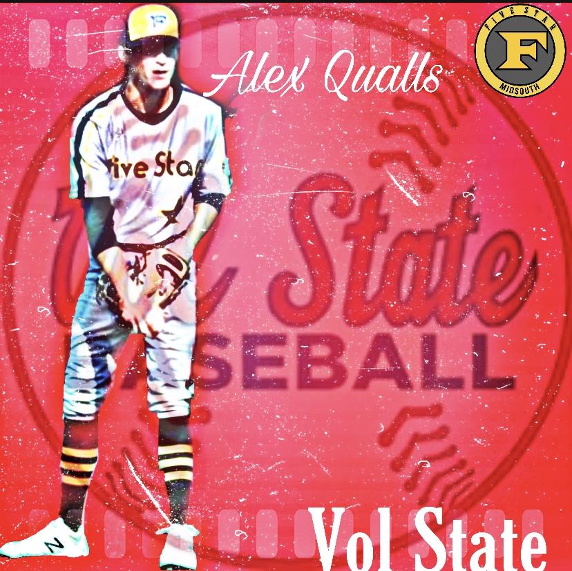 Alex Qualls commits to Vol State