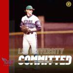 Jack Nedrow commits to Lee University