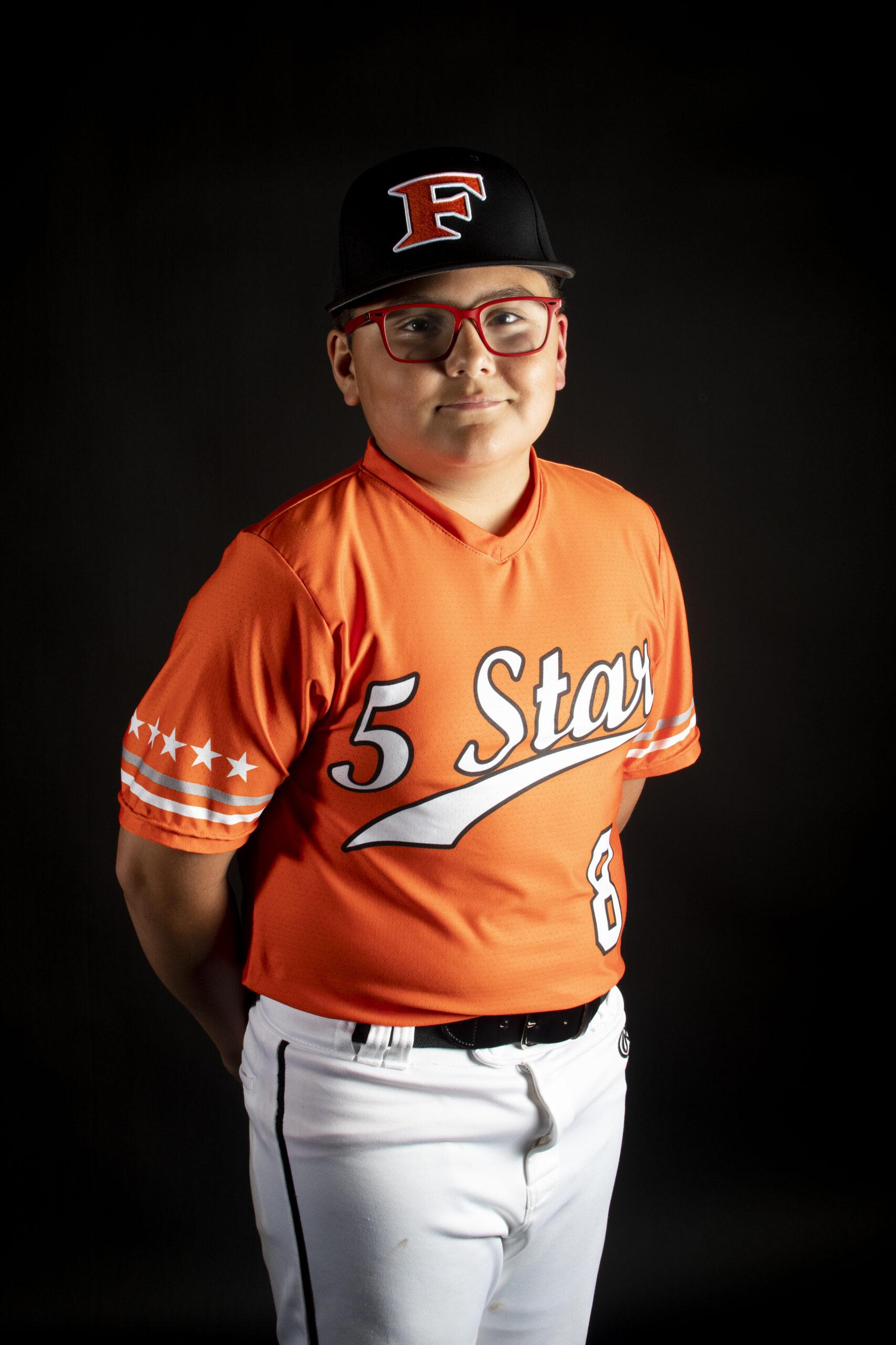 #8 Eric Morales