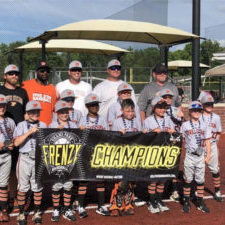 9U Finley wins Grand Park Frenzy
